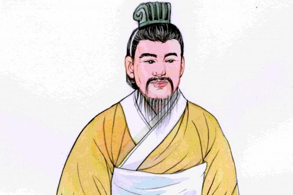 China: Xiao He – einer der drei Helden der Frühen Han-Dynastie