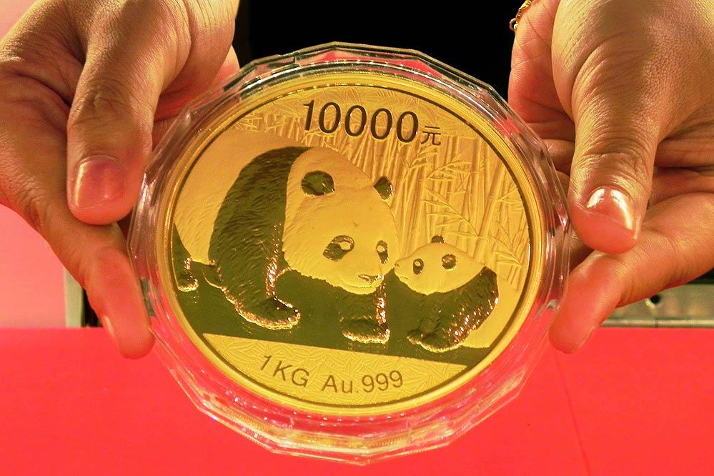 """China: """"Golden Week"""" dürfte Goldpreis nach oben treiben"""