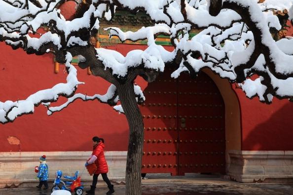 Eine Mutter hat ihre Tochter 13 Jahre lang angelogen, um sie zur Unabhängigkeit zu erziehen. Foto: Feng Li / Getty Images