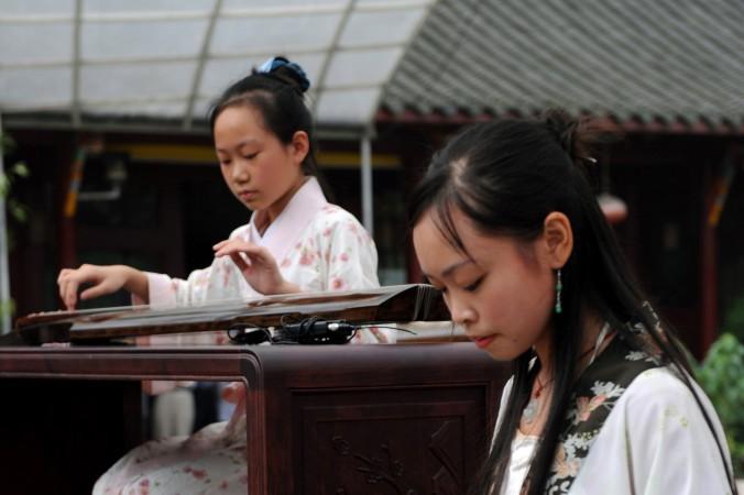 China und die Guqin: Das Instrument der Weisen