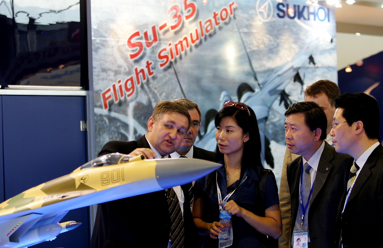 China kauft sich russische High-Tech Kampfjets