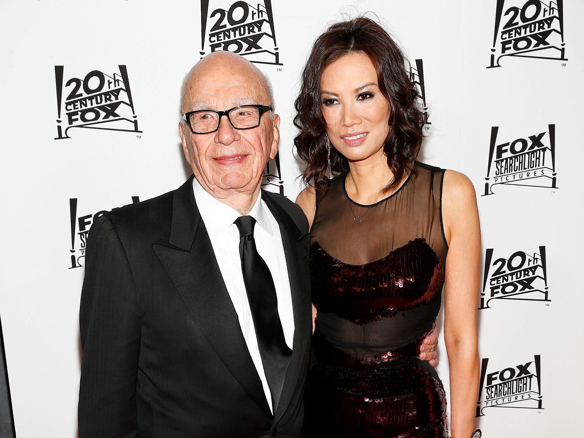 Multimilliardär: Rupert Murdoch trennte sich von chinesischer Ex-Frau wegen Spionage