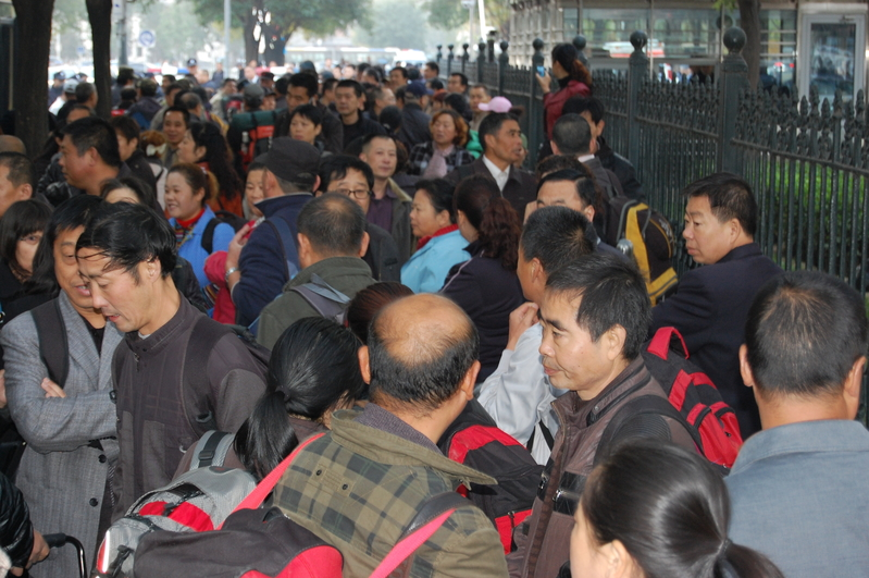 Banken-Run in einer südwestchinesischen Stadt verdeutlicht tiefes Misstrauen der Chinesen in ihr Bankensystem