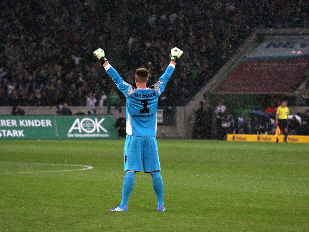 VfL Borussia Mönchengladbach –  Eintracht Frankfurt 4:1