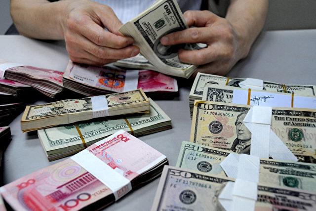 Die Beamten flüchten aus China - und mit ihnen das Geld. foto: China Foto Press / Getty Images