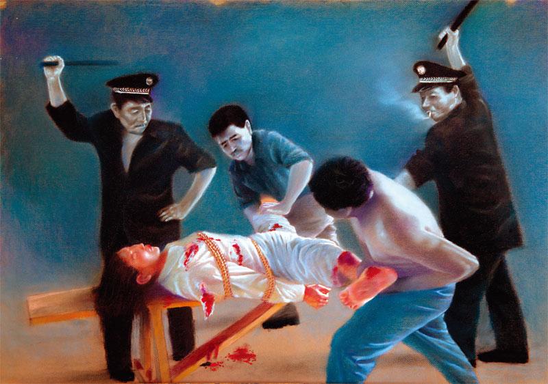 Sexueller Missbrauch an Frauen in Chinas Arbeitslagern