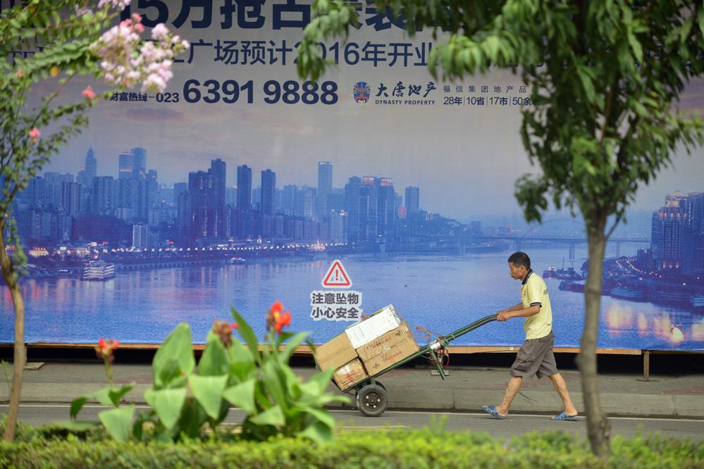 Chinas Wirtschaft am Rande des Zusammenbruchs