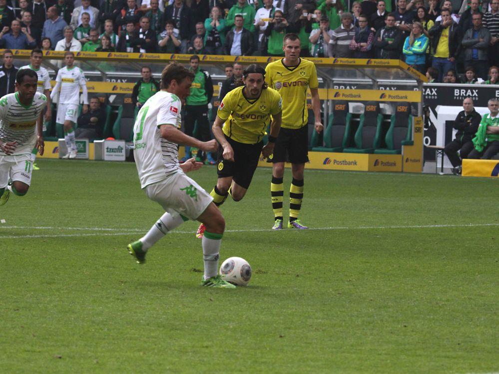 Bundesliga: VfL Borussia Mönchengladbach –  BVB Borussia Dortmund 2:0 / Fotos