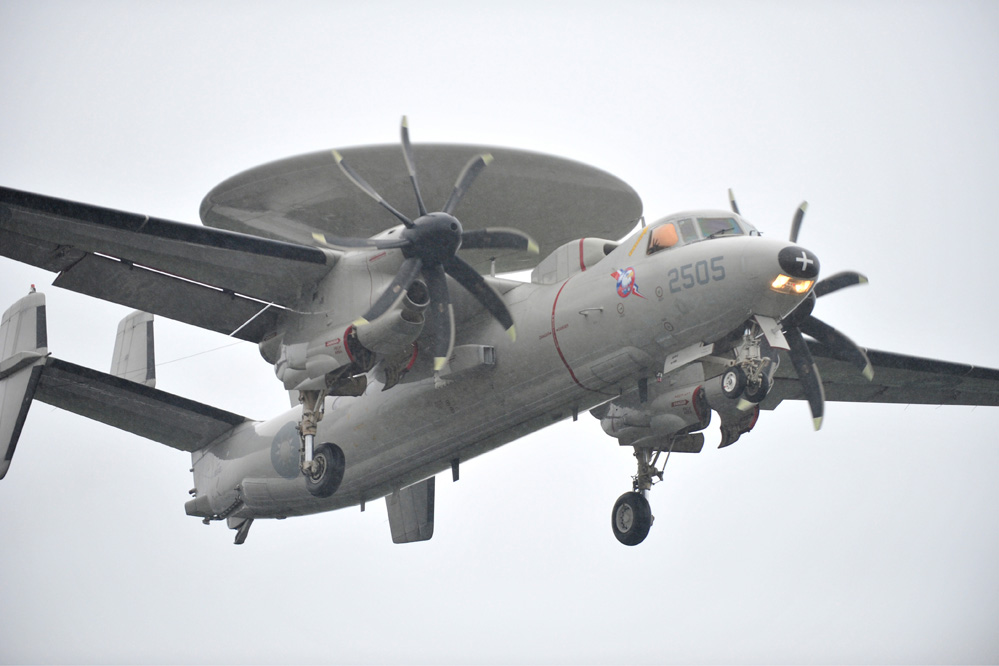 Taiwan: Major verrät Geheimnisse über US-Flugzeug an China