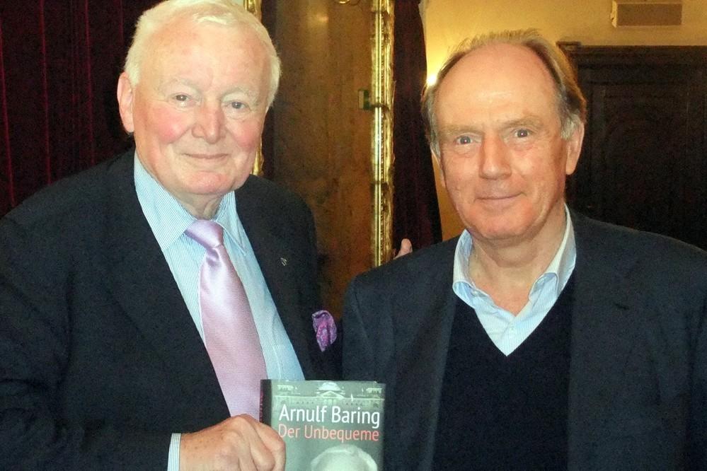 In Memoriam Arnulf Baring: Autobiografische Notizen eines Unbequemen