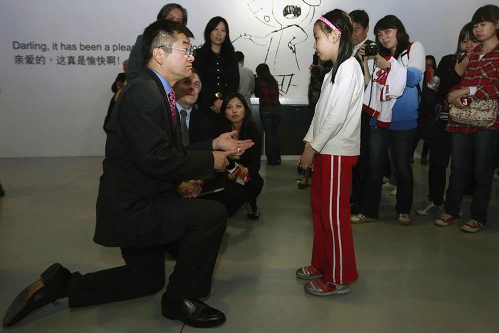 Chinesen bedauern Rücktritt von U.S. Botschafter Gary Locke