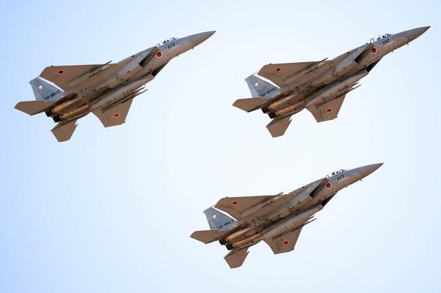 Japaner durchfliegen demonstrativ Luftraum an Senkaku-Inseln