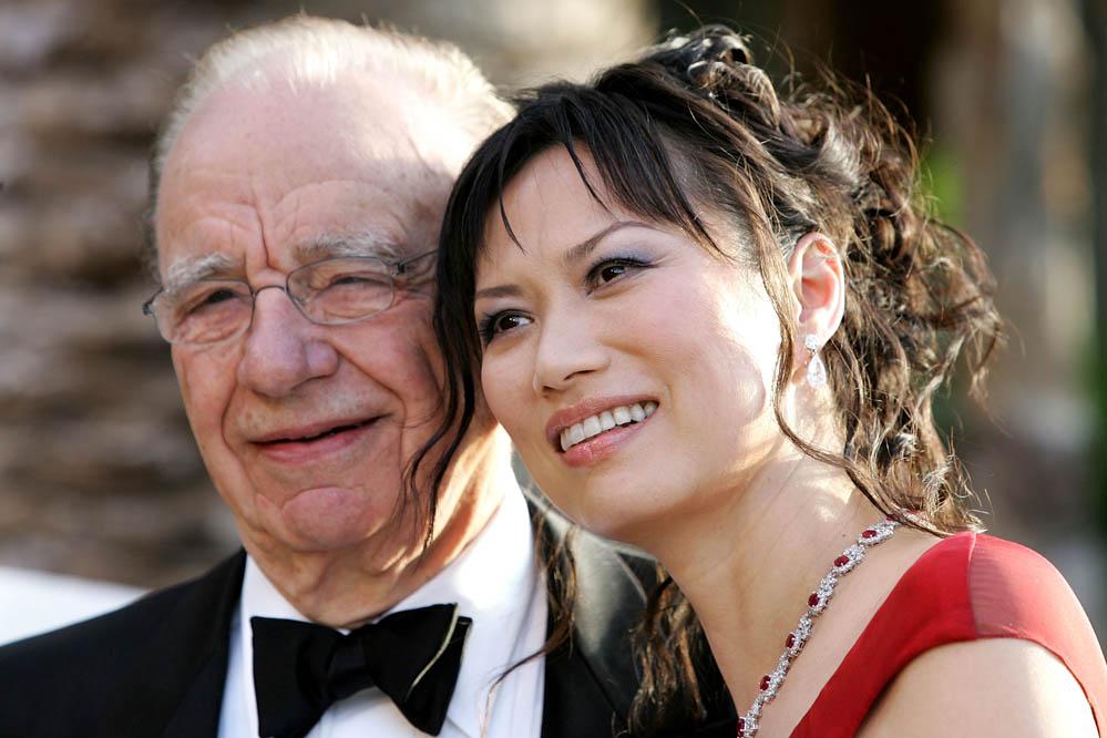 Ehe mit Spionin aus China? Murdoch nach 14 Jahren geschieden