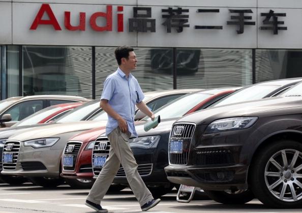 Chinas Propaganda-Schelte gegen Audi und andere Autobauer