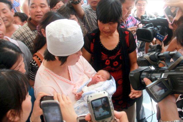 China: Mindestens acht Babys sterben an Impfung