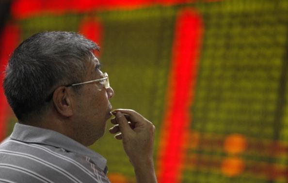 Handelsvolumen auf Chinas Anleihenmarkt rutscht rasant ab
