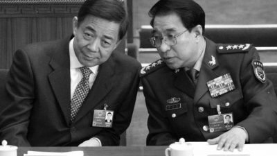 Chinas Machtkampf: Wieder hoher Funktionär gestürzt