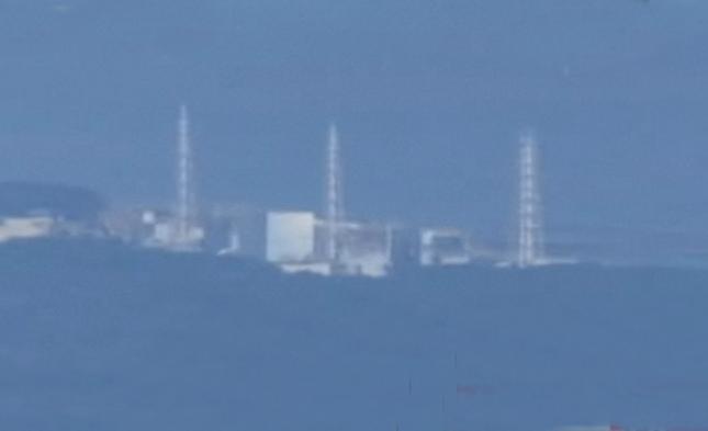 Rekordstrahlung in Fukushima gemessen