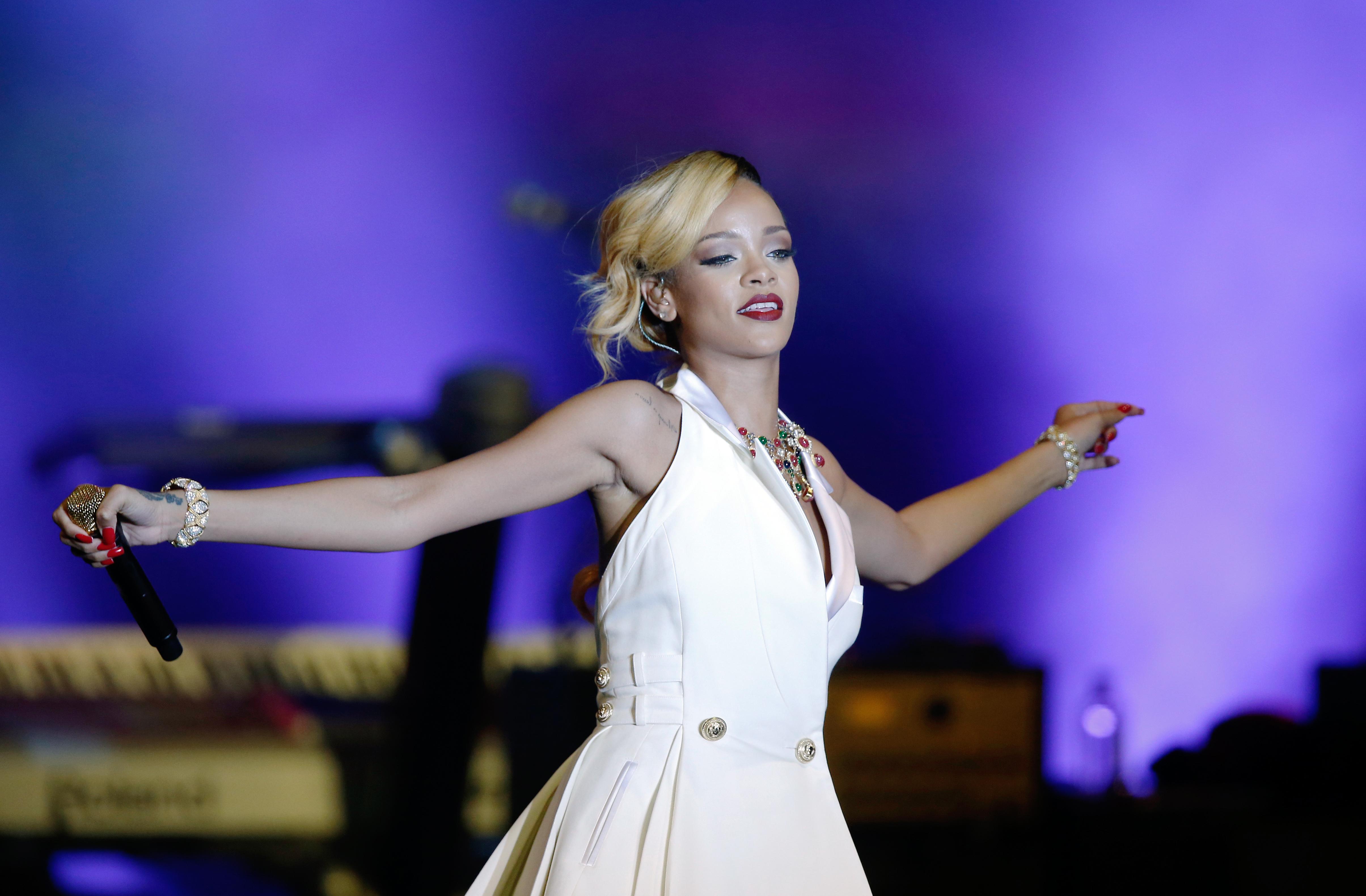 """Rihanna und Chris Brown """"S xvideo"""" im Netz"""