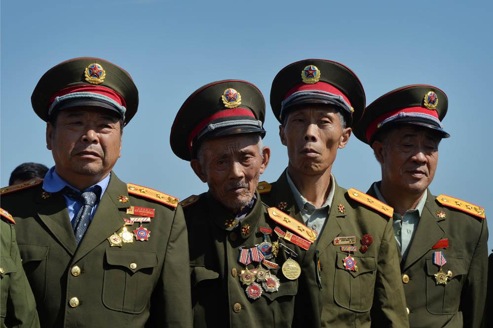 """""""China plant 3. Weltkrieg, um Regime zu retten"""""""
