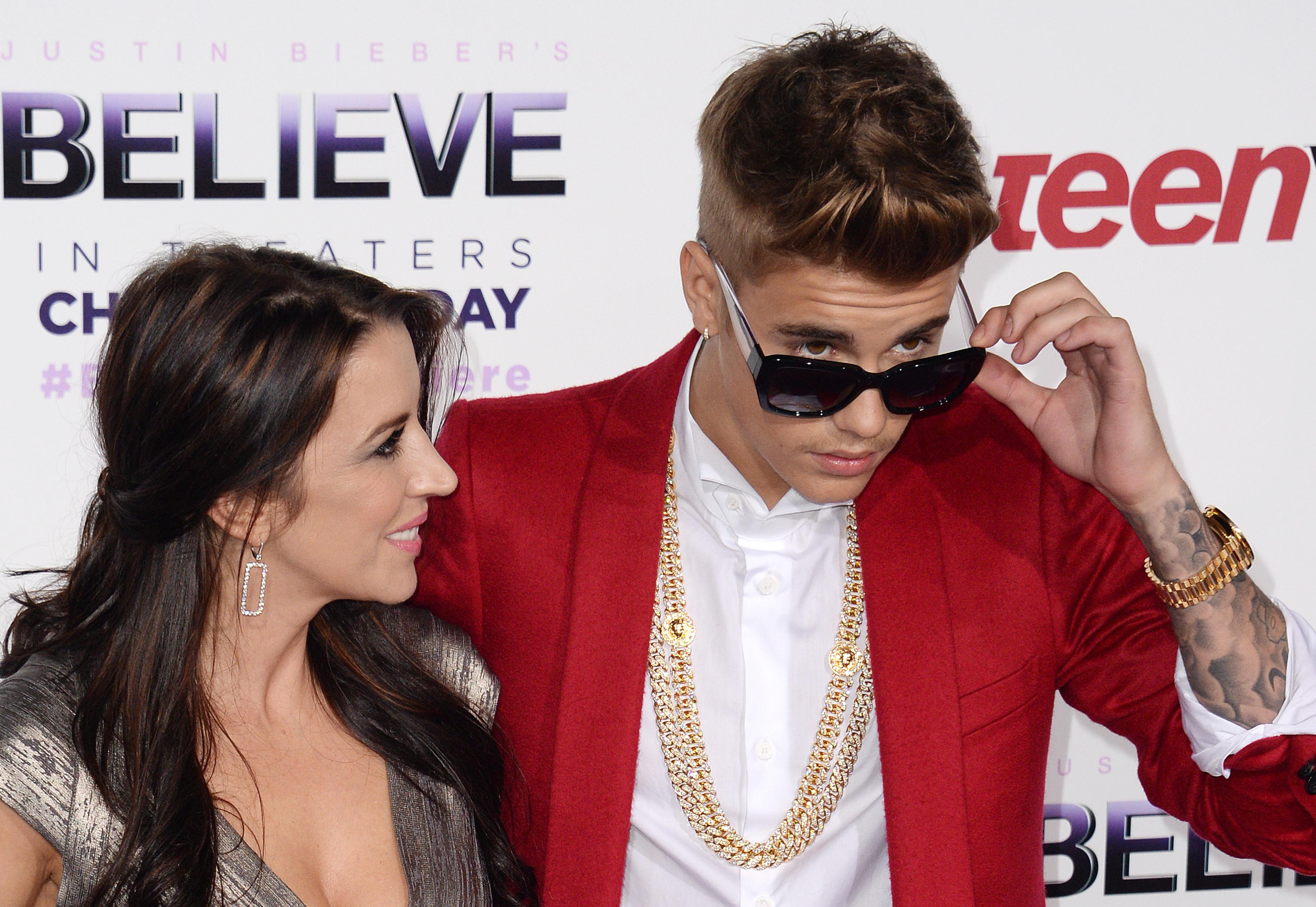 """Justin Bieber: """"Meine Mutter gab mir Drogen"""""""