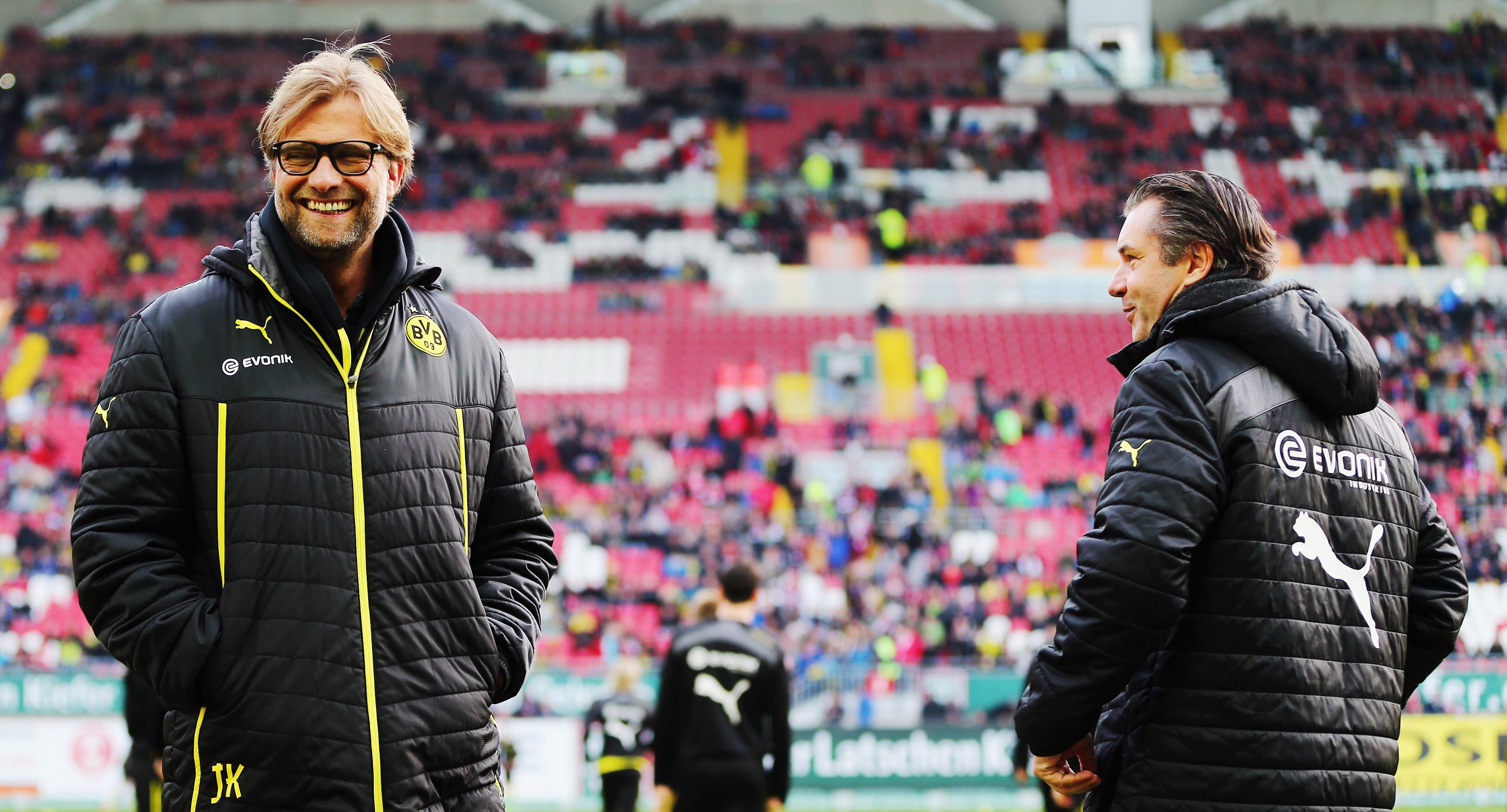 Ein Ruhmreiches 6:1 für Borussia (+Video)