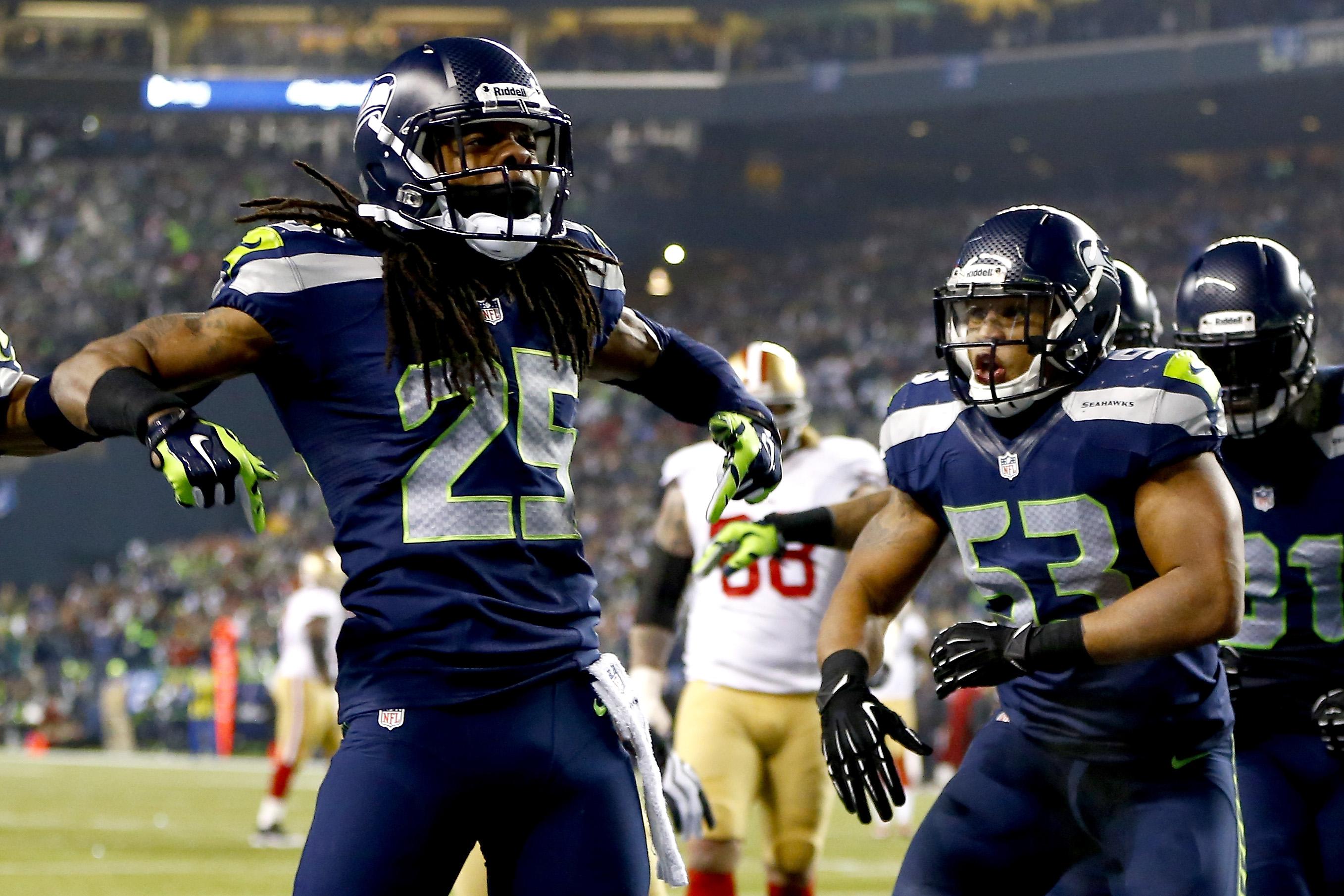 NFL-Playoffs: Seattle Seahawks und Denver Broncos sind dabei
