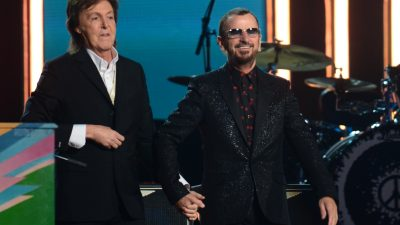 Beatles: Bühnen-Comeback nach 44 Jahren!