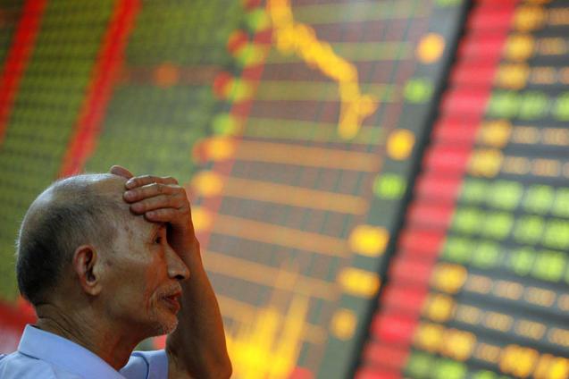 Chinas Börsen verloren 1 Billion Euro in sechs Jahren