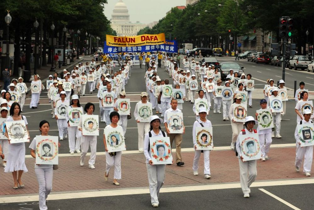 "Chinas Tabu-Thema ""Falun Gong"" betrifft die Welt"