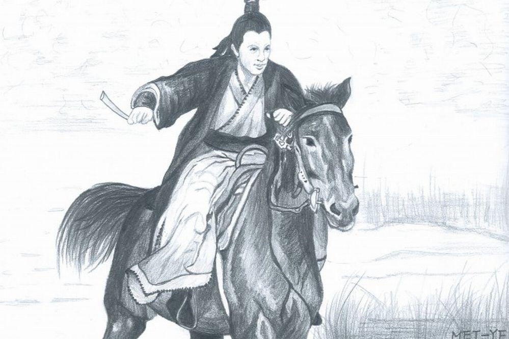 """""""Ein schnelles Pferd anspornen"""" im Jahr des Pferdes 快馬加鞭"""
