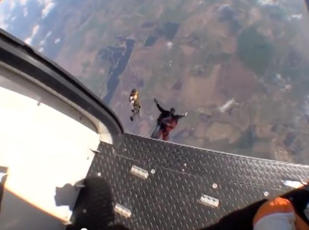Horror-Sturz aus 900 Metern überlebt!
