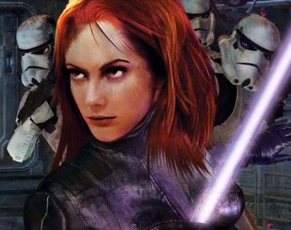 Star Wars VII: Wird Mara Jade Ben Skywalkers Mutter?