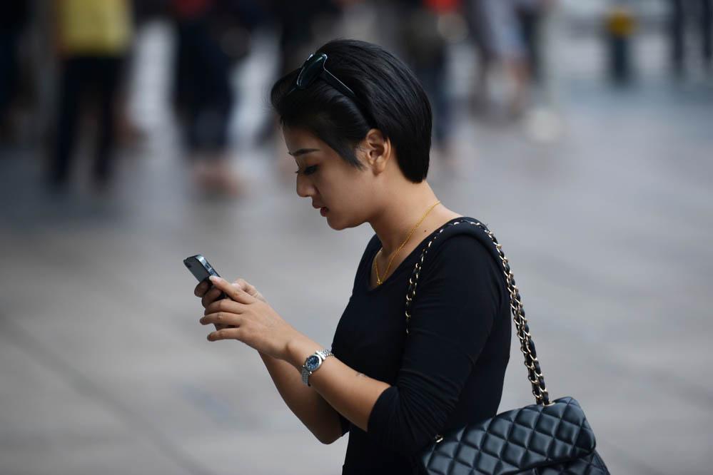Zensur-Unfall in Chinas Cyberspace mit Millionen Usern