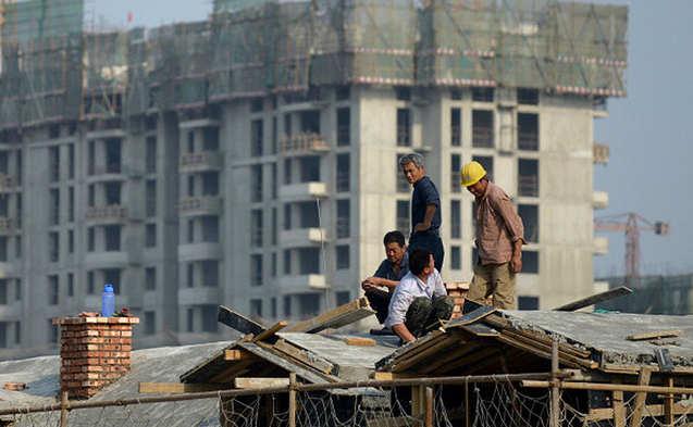 """Immobilien-Tycoon sieht """"Risiko"""" für Chinas Immo-Markt"""