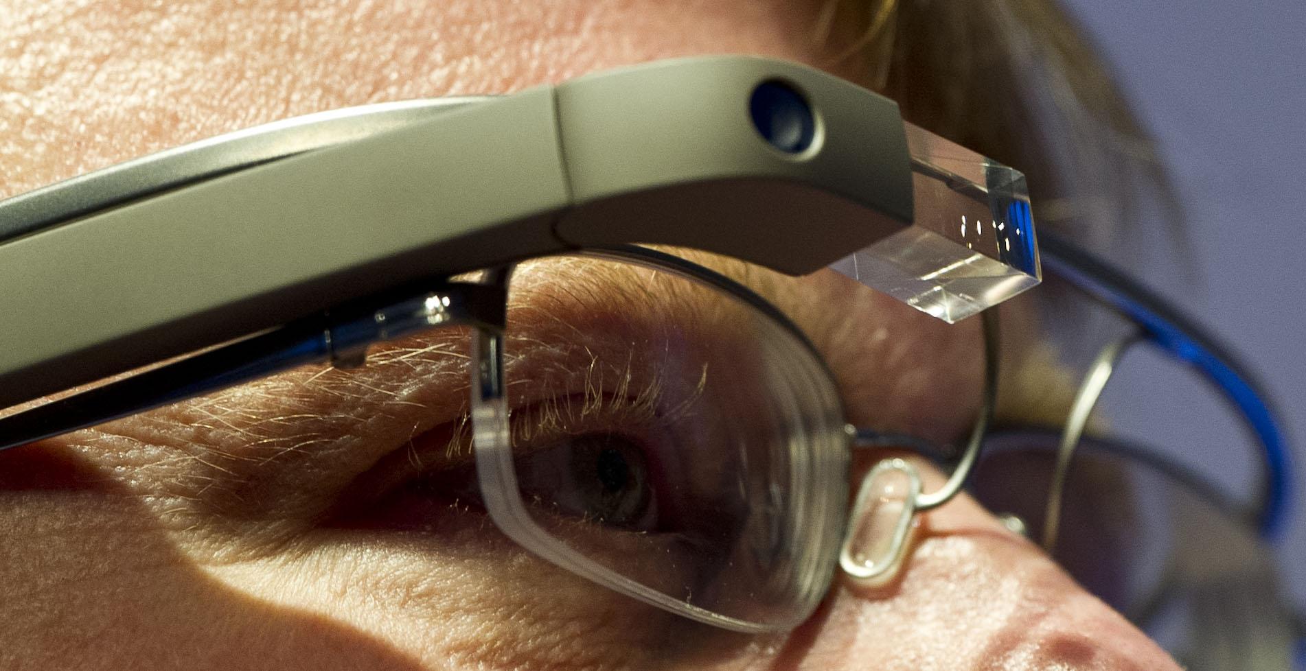 Google-Brille hilft bei Feuerwehreinsätzen (+Video)