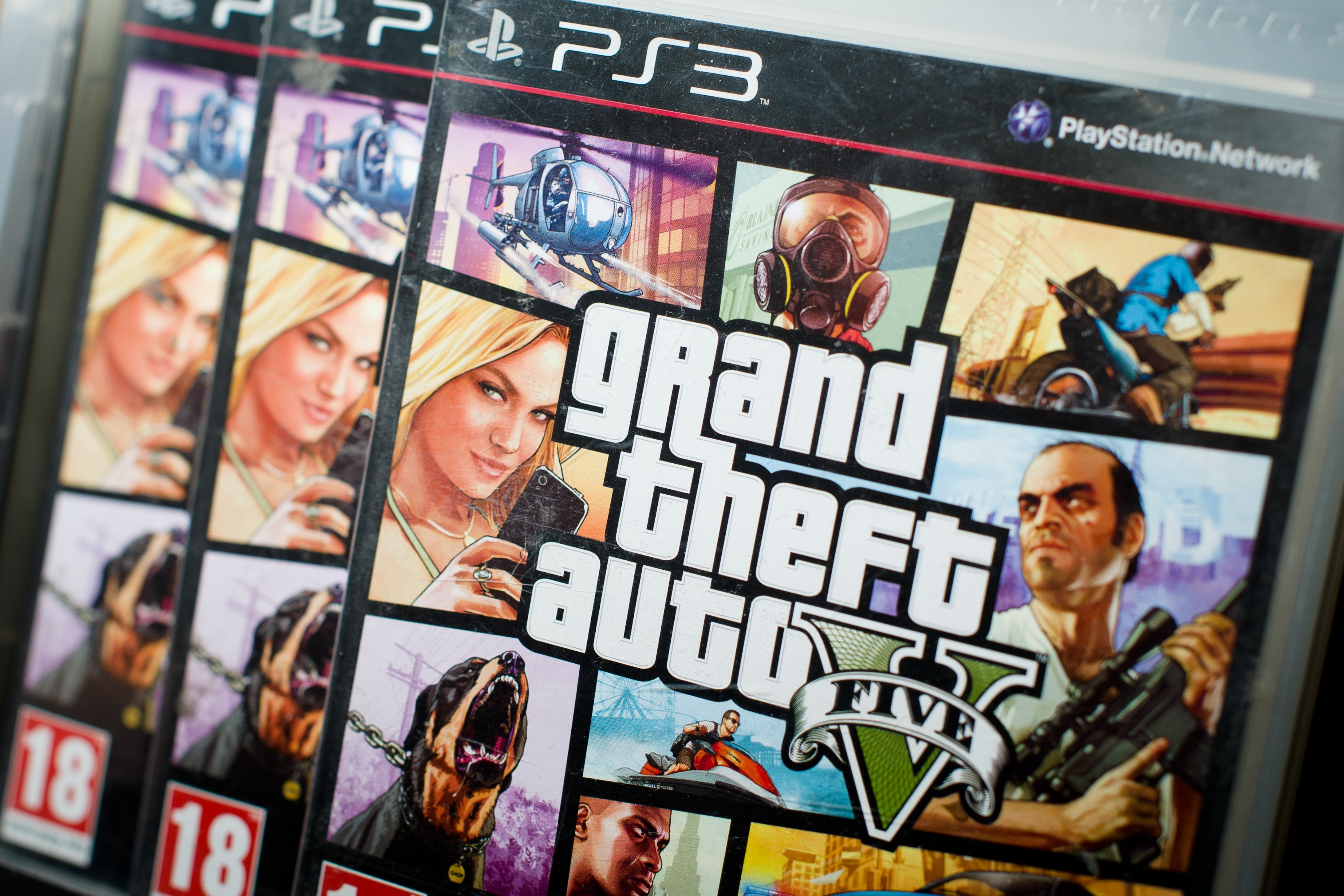 """""""GTA V"""": PC, Xbox One, PS4 -Release?"""