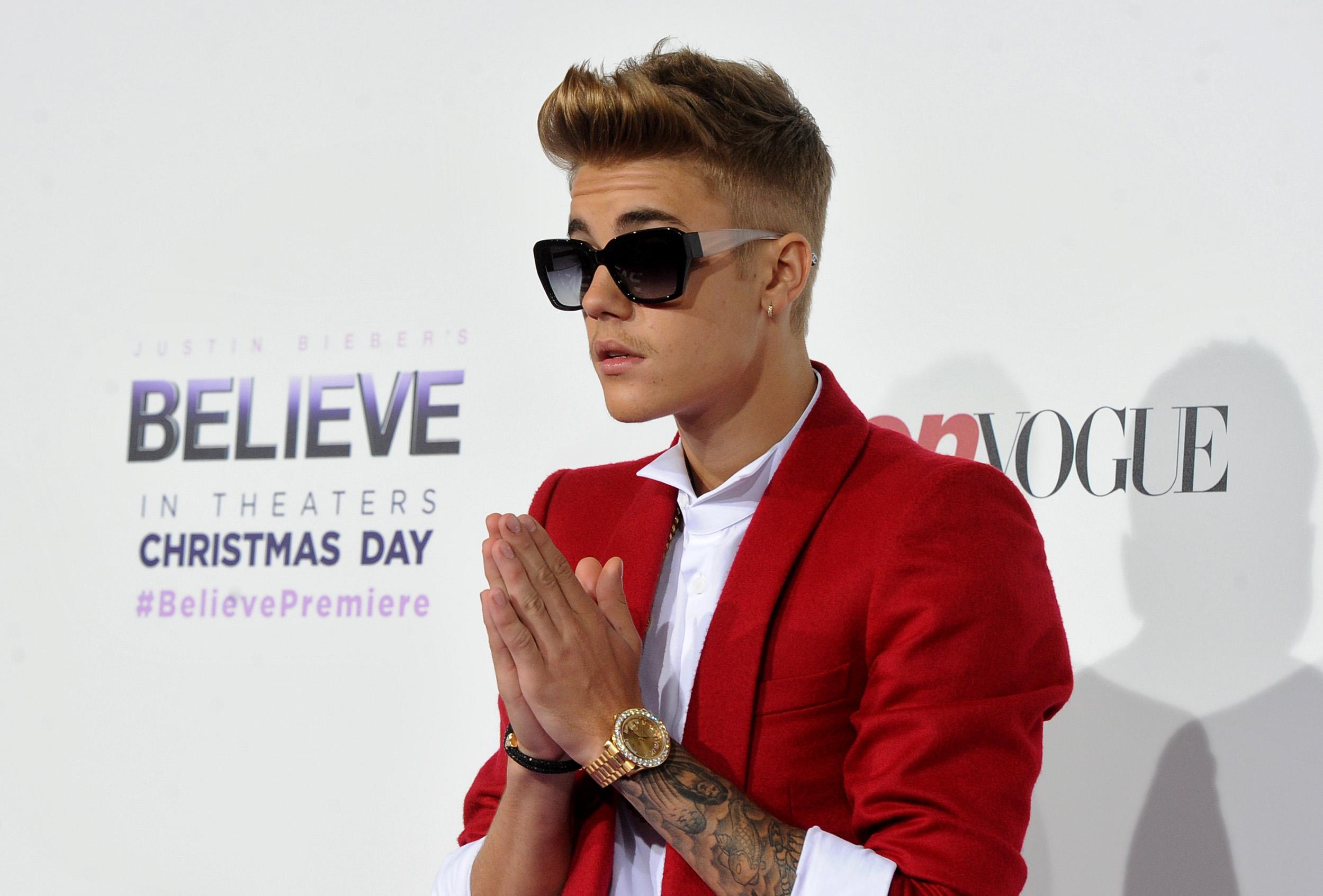 Justin Bieber´s Drogenkonsum ist außer Kontrolle geraten!