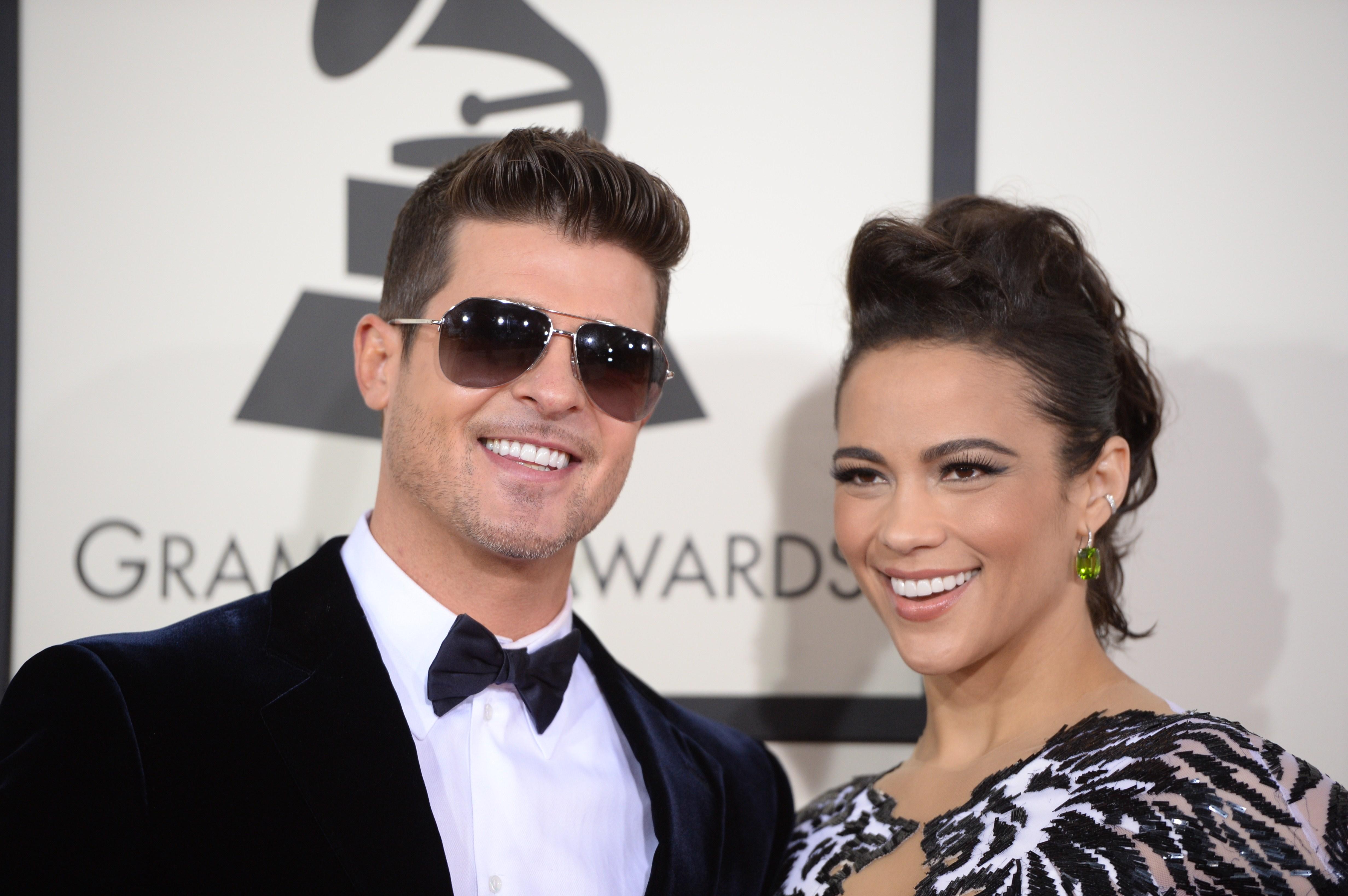 Robin Thicke-Scheidung: Hat der Skandalauftritt mit Miley die Ehe zerstört?