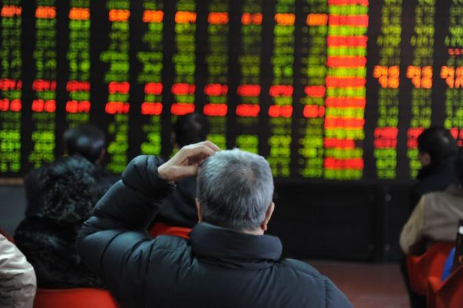 Chinas drohende Finanzkrise beunruhigt internationale CEOs