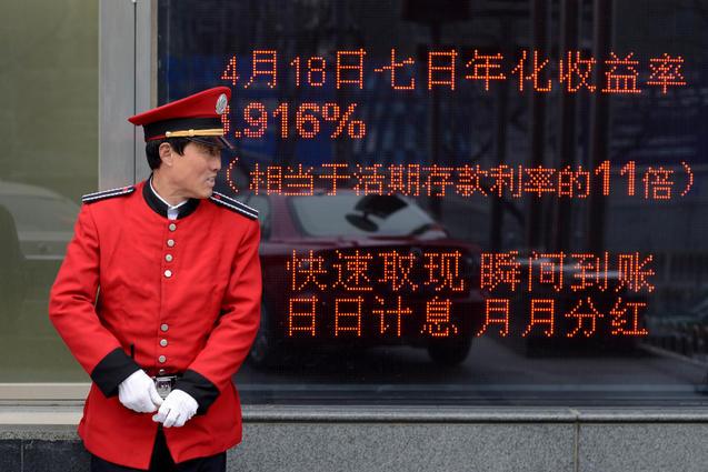 Wie Chinas Online-Banken den Staatsbanken einheizen