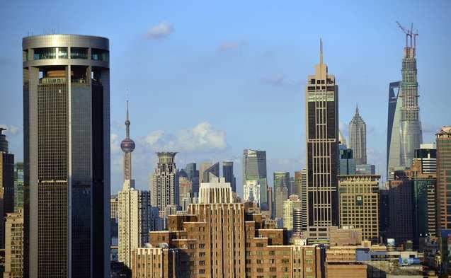 Chinas Immobilien-Aktien auf Rekordtief