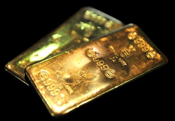 Hat die chinesische Zentralbank versucht, durch den Goldpreis den Dollar zu drücken? Foto: PARK JI-HWAN /AFP/ Getty Images