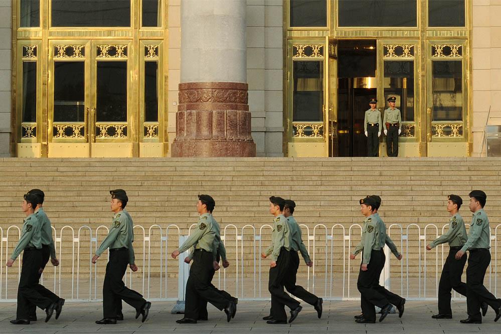 Drei Gefolgsmänner von Chinas Ex-Stasi-Chef verhaftet