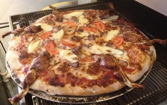"""Python Pizza: """"Köstlichkeit"""" aus Florida"""