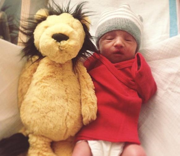 Wunderbaby Zion wurde nur 10 Tage alt (+ Fotos)