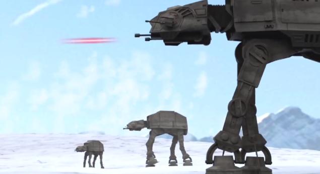 """""""Hoth Olympics"""": Ski-und Star Wars im dänischen Fernsehen"""