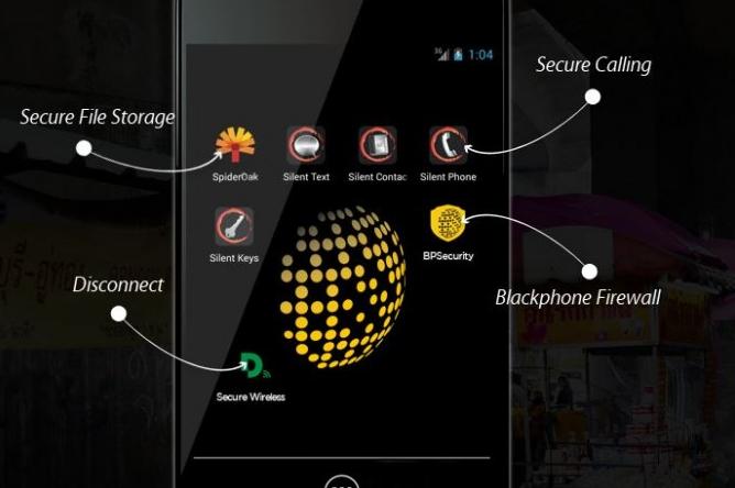 """""""Blackphone"""": Was ist es? Wieviel kostet es? Ist es NSA sicher?"""