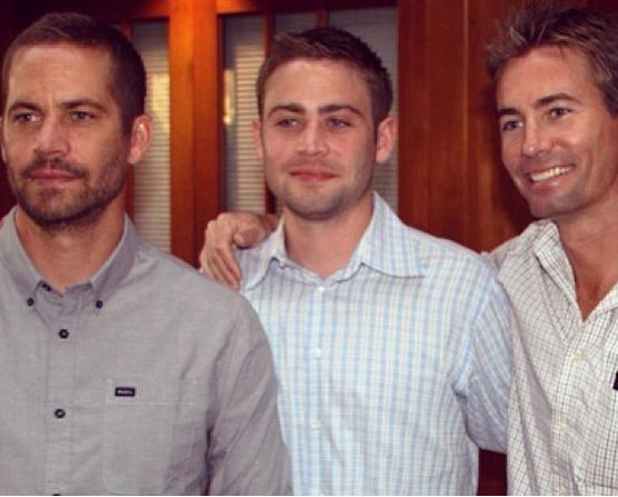 Paul Walkers Bruder, Cody Walker löschte sein Instagram Konto