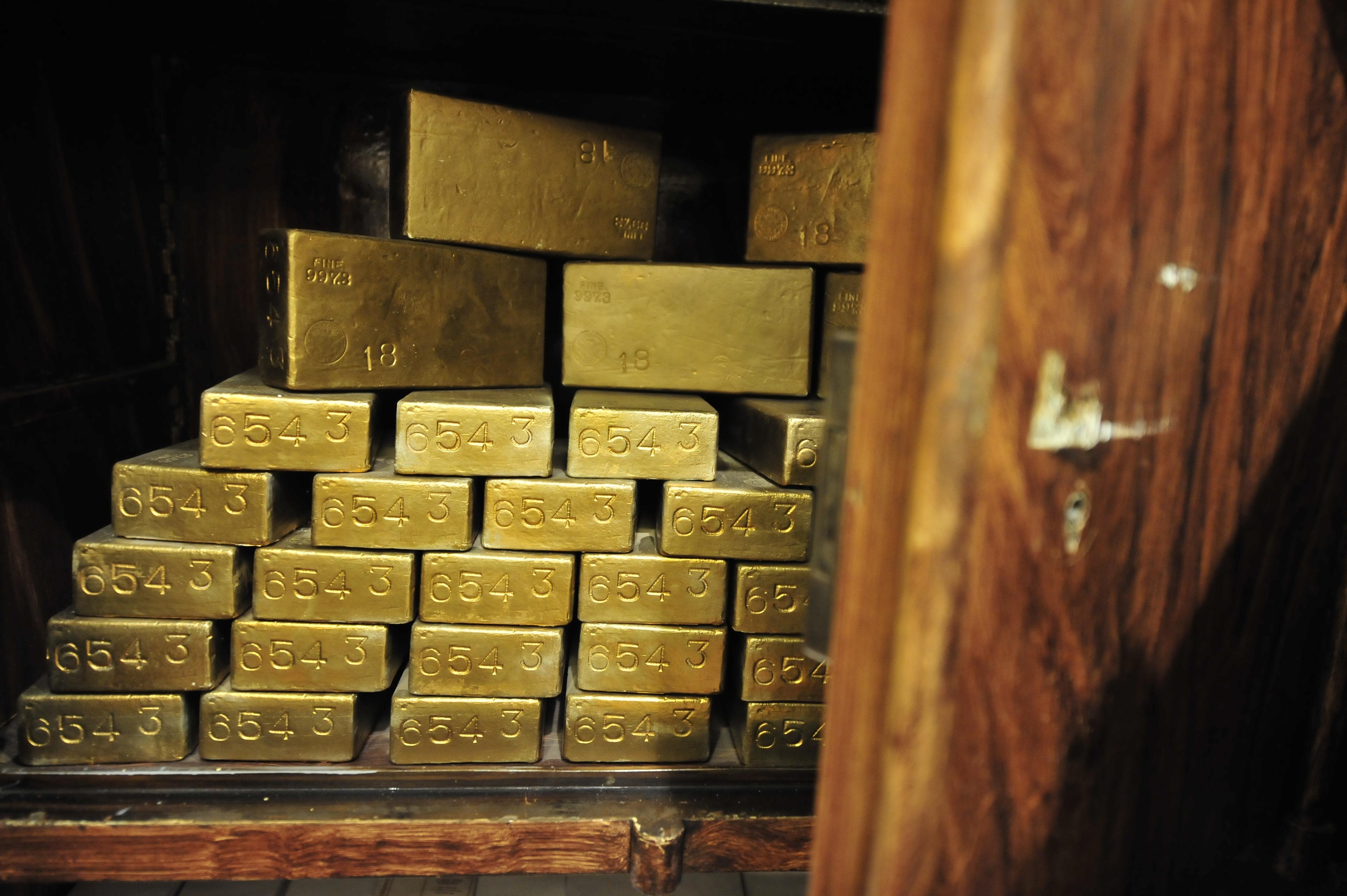 """Forderte die Fed das Gold der Ukraine, als Preis ihrer """"Befreiung""""?"""